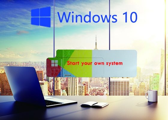 الترخيص العالمي COA License Sticker / Windows 10 Product Key Operating System